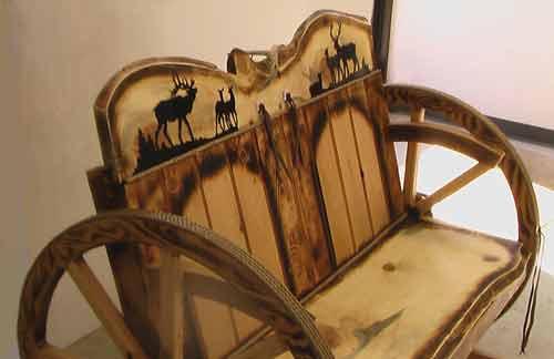 Rustic Western Furniture