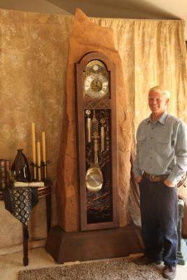Majestic Rubble by Kingdom Clocks