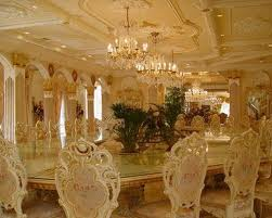 The Luxury Dining Space